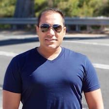 Gebruikersprofiel Rohit