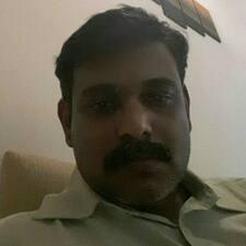 Perfil do utilizador de Ghanshyam