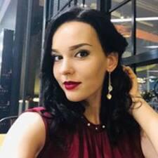 Anastasia Brugerprofil