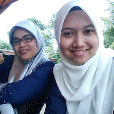 Profil Pengguna Nur Khairina
