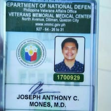 Joseph Anthony User Profile