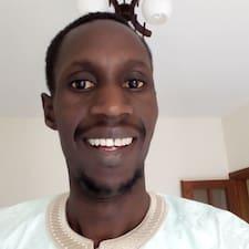 Cheikh Amadou的用戶個人資料