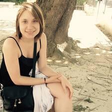 Auriane User Profile