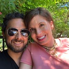 Rodolfo & Lauren User Profile