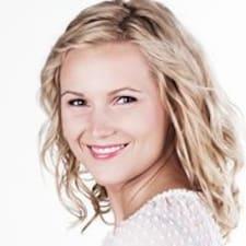 Margit felhasználói profilja