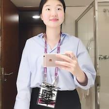 Användarprofil för Ji-Yeon