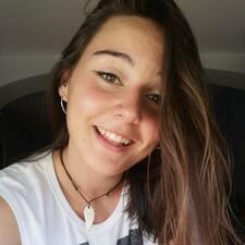 María Del Mar felhasználói profilja