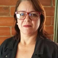 Luz Patricia felhasználói profilja