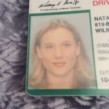 โพรไฟล์ผู้ใช้ Natalie