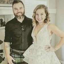 Patrick & Elizabeth Brukerprofil