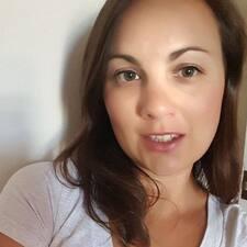 Profil utilisateur de Portia
