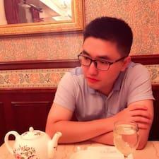 Zhiheng felhasználói profilja