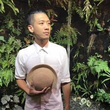 Profil utilisateur de Yishen
