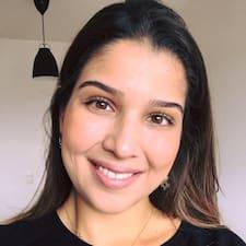 Профіль користувача Taynná Fernanda