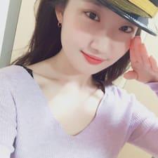 Perfil do usuário de 송아