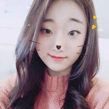 Profil utilisateur de Yelim