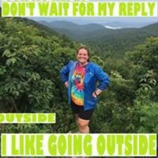 Perfil do usuário de Rhonda
