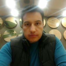 Perfil do utilizador de José Angel
