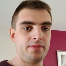 Profilo utente di Dorian Claude