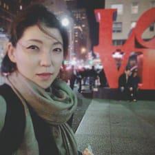Profil utilisateur de Yeon Jeong