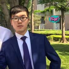Chunbo felhasználói profilja