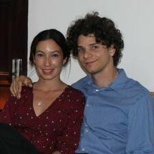 Aimara  Y Jorge Luis felhasználói profilja