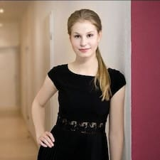 Vanessa Mireille - Uživatelský profil