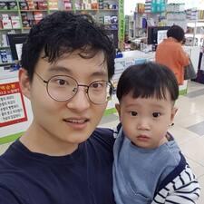 Användarprofil för Jeahoon