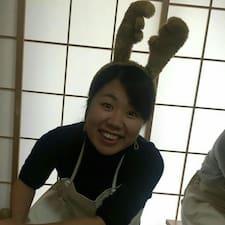 Användarprofil för 咲絵