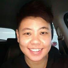 Yeo felhasználói profilja