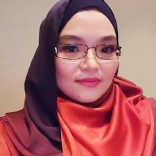 Perfil de usuario de Naziah Binti