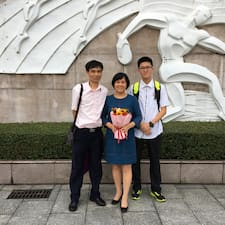 Yinghong User Profile