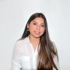 Användarprofil för Claudia Lucía