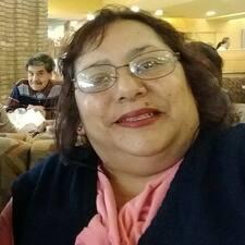 Profilo utente di Geraldine Arlette