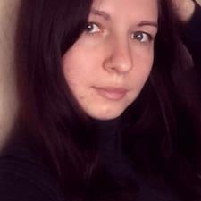 Perfil do utilizador de Катерина