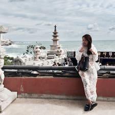 Amy Minkyung User Profile