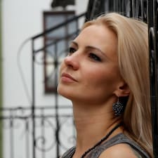 Оксана的用戶個人資料