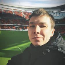 Nutzerprofil von Egor