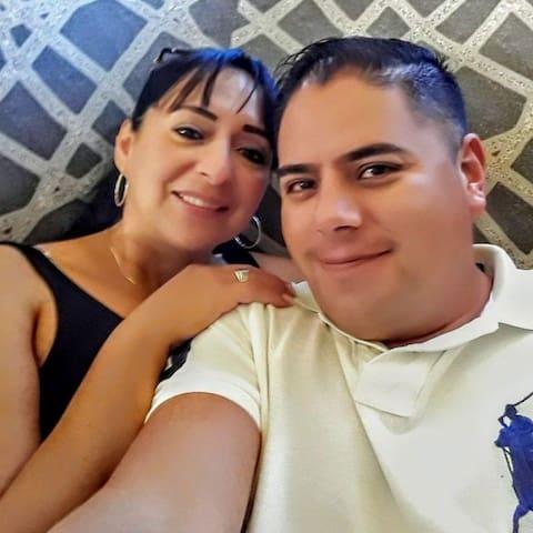 Alex & Maritza