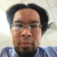 Muhaimin User Profile