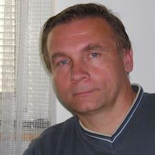 Radomír User Profile