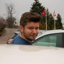 Ilija User Profile