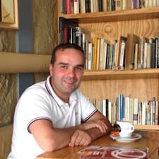Evaristo Brukerprofil
