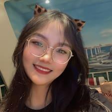 钱芷娴 - Uživatelský profil