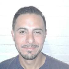 Profil utilisateur de Gerardo Alberto