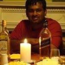Profil Pengguna Manjunath