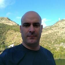 Användarprofil för Víctor