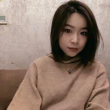 Perfil do usuário de Jingyi