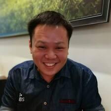 Profil utilisateur de Yoke Mun