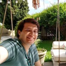 Santiago Andrés felhasználói profilja